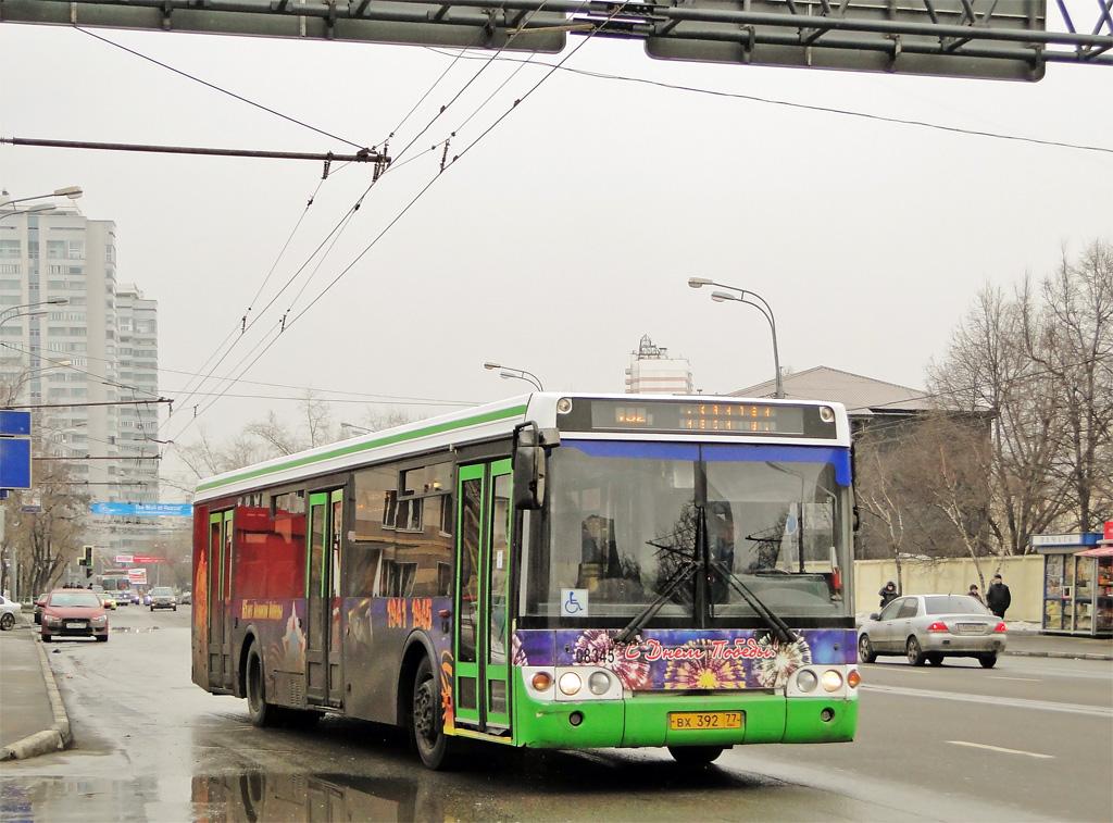 Moscow, LiAZ-5292.20 # 08345