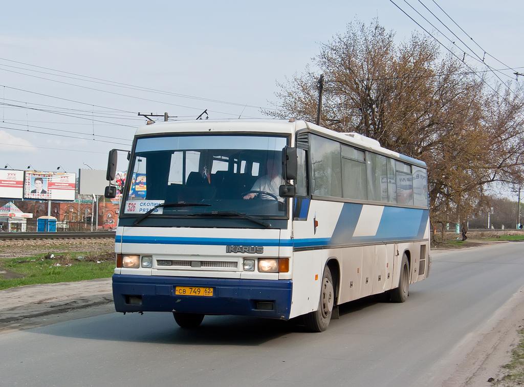 Ryazan, Ikarus 253.52 # СВ 749 62