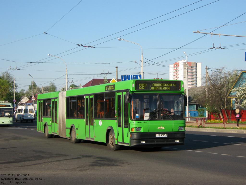 Minsk, MAZ-105.065 # 033545