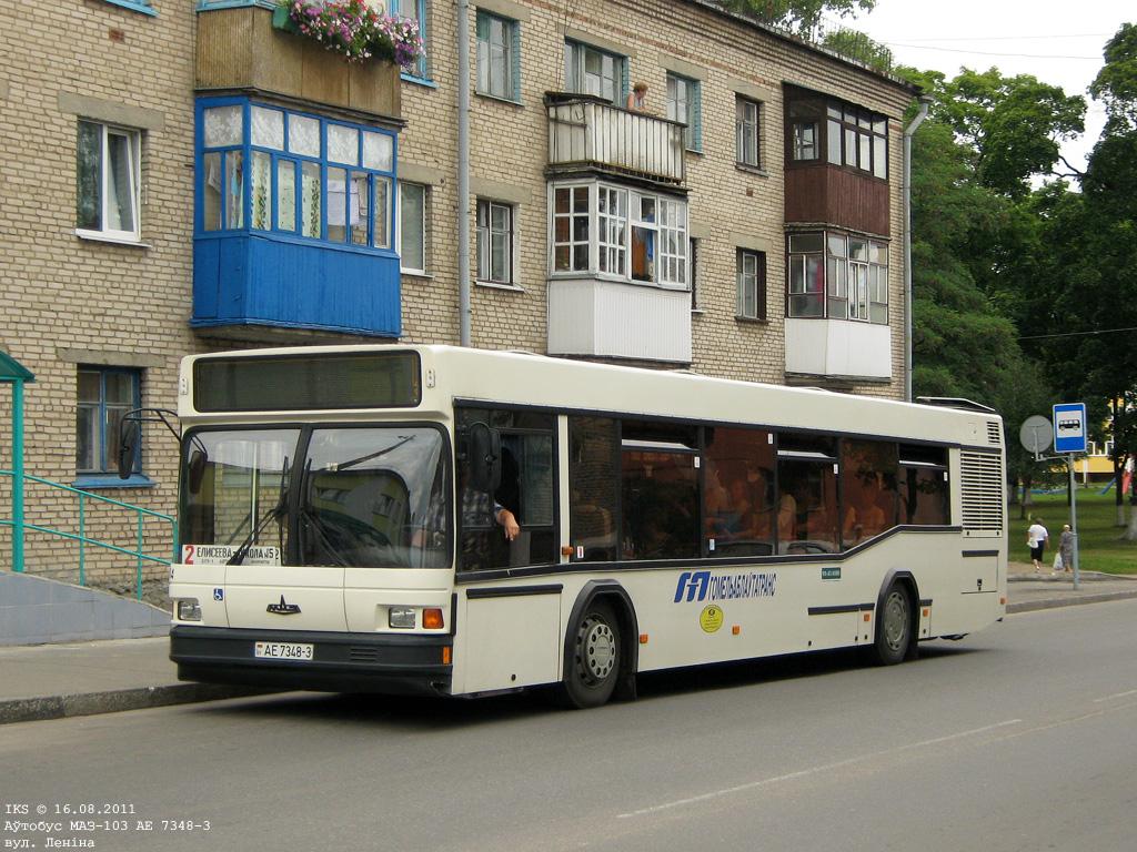 Rogochov, MAZ-103.065 # 033014