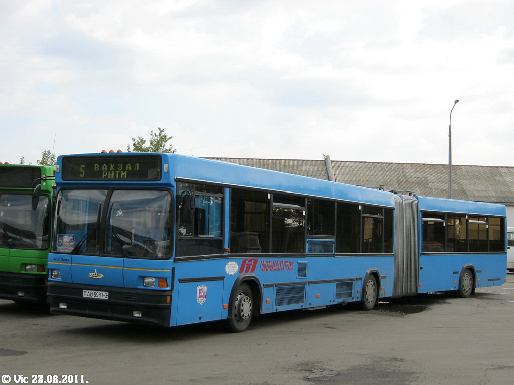 Rechica, MAZ-105.065 # 013731