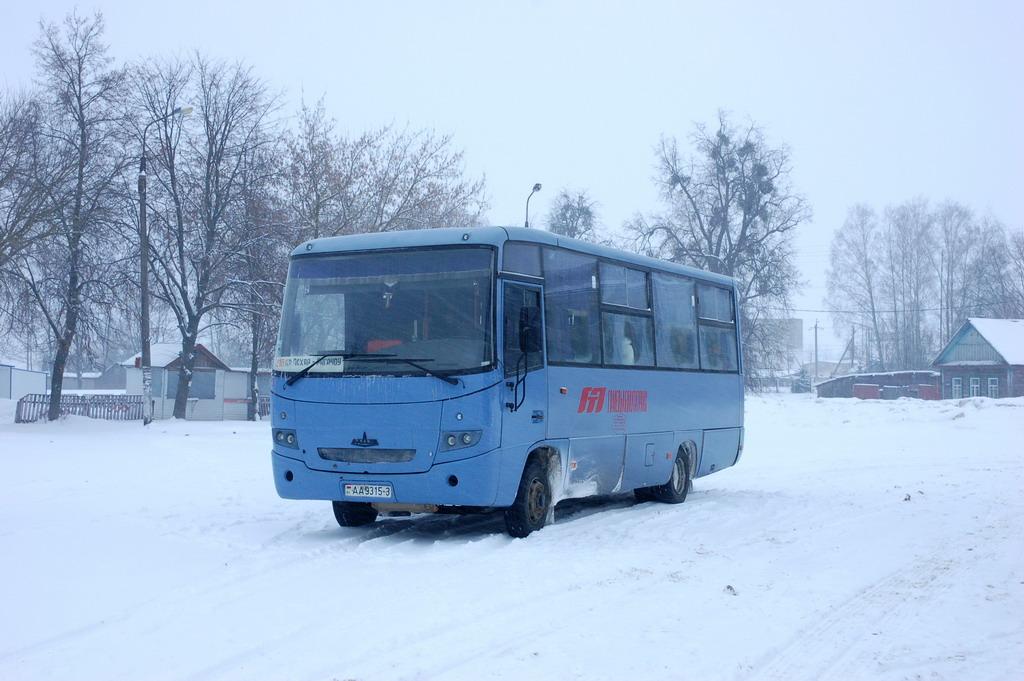 Rogochov, MAZ-256.200 # 032883