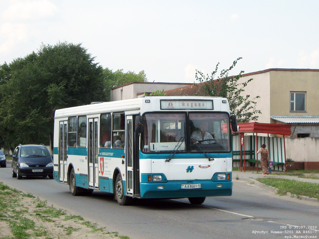 Zhodino, Neman-5201 # 079