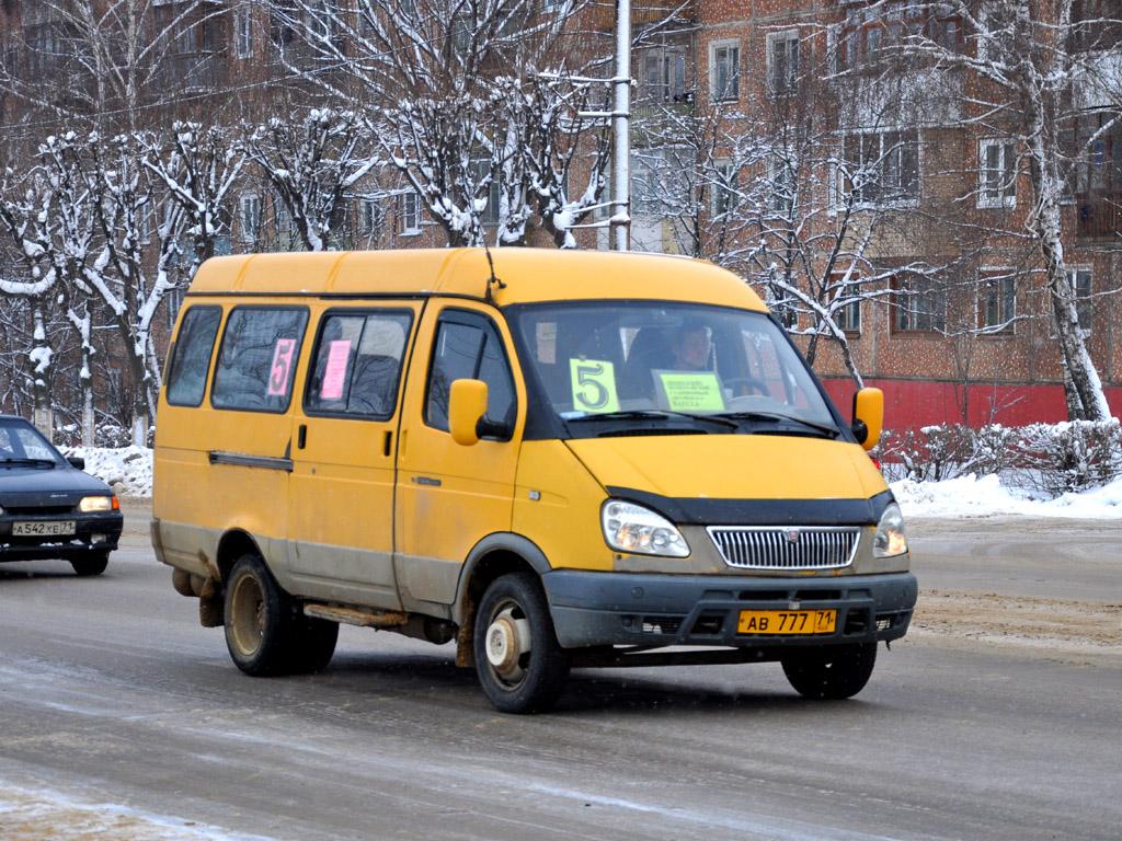 Schekino, GAZ-322132 # АВ 777 71