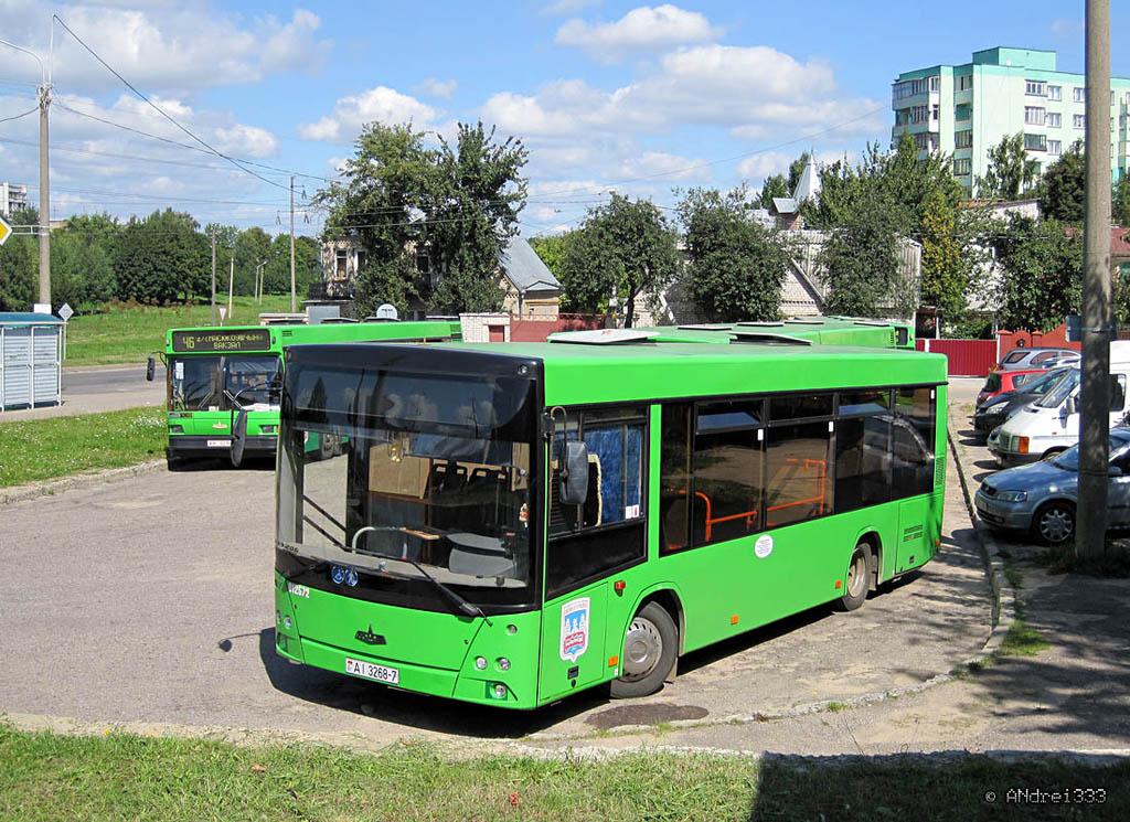 Minsk, MAZ-206.067 # 012572