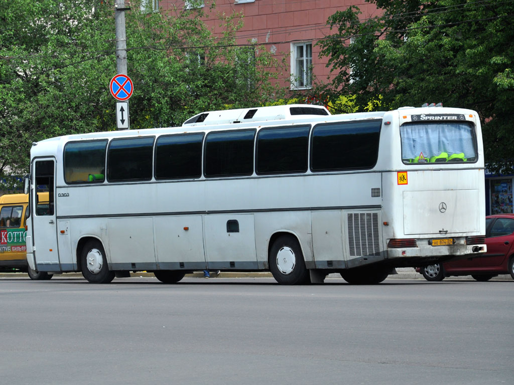 Schekino, Mercedes-Benz O303-15RHD # АЕ 874 71