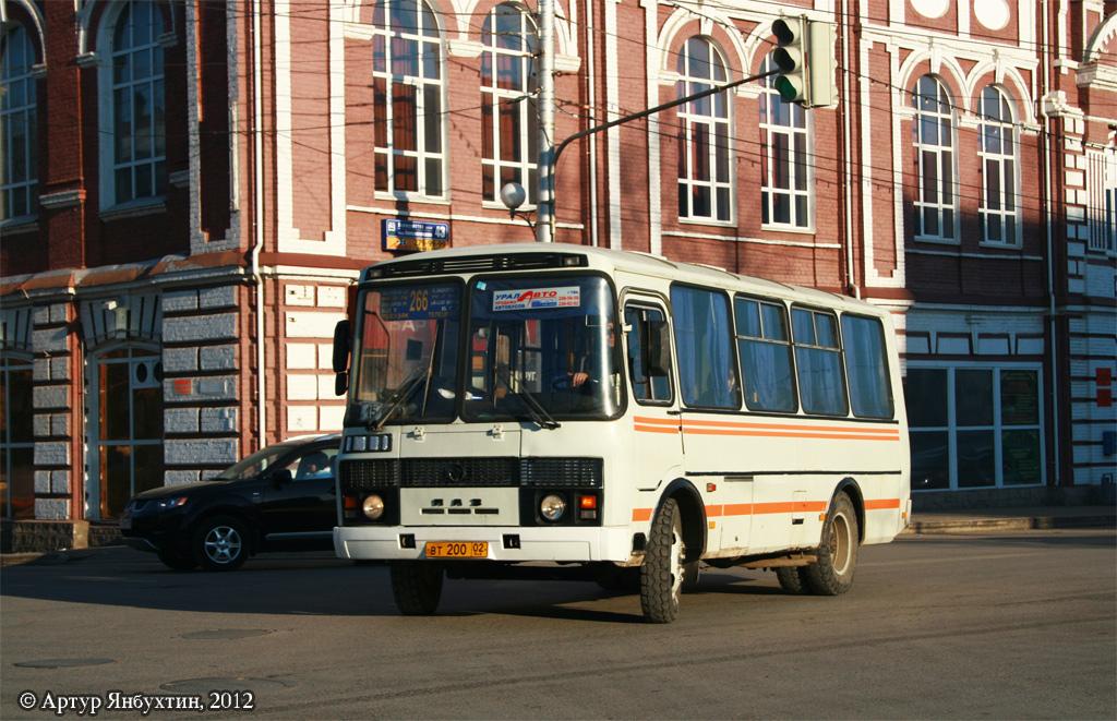 Ufa, PAZ-32054-07 (32054R) # ВТ 200 02
