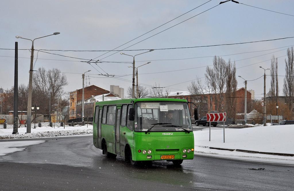 Kharkov, Bogdan А09202 # АХ 0767 АА