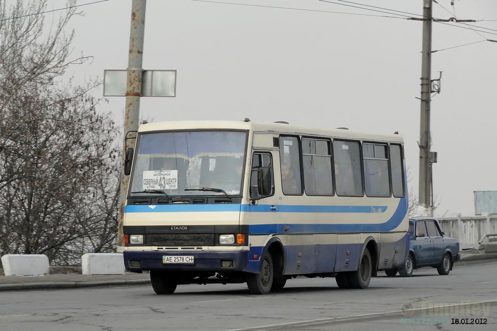"Dnipro, BAZ-А079.24 ""Эталон"" # АЕ 2578 СН"