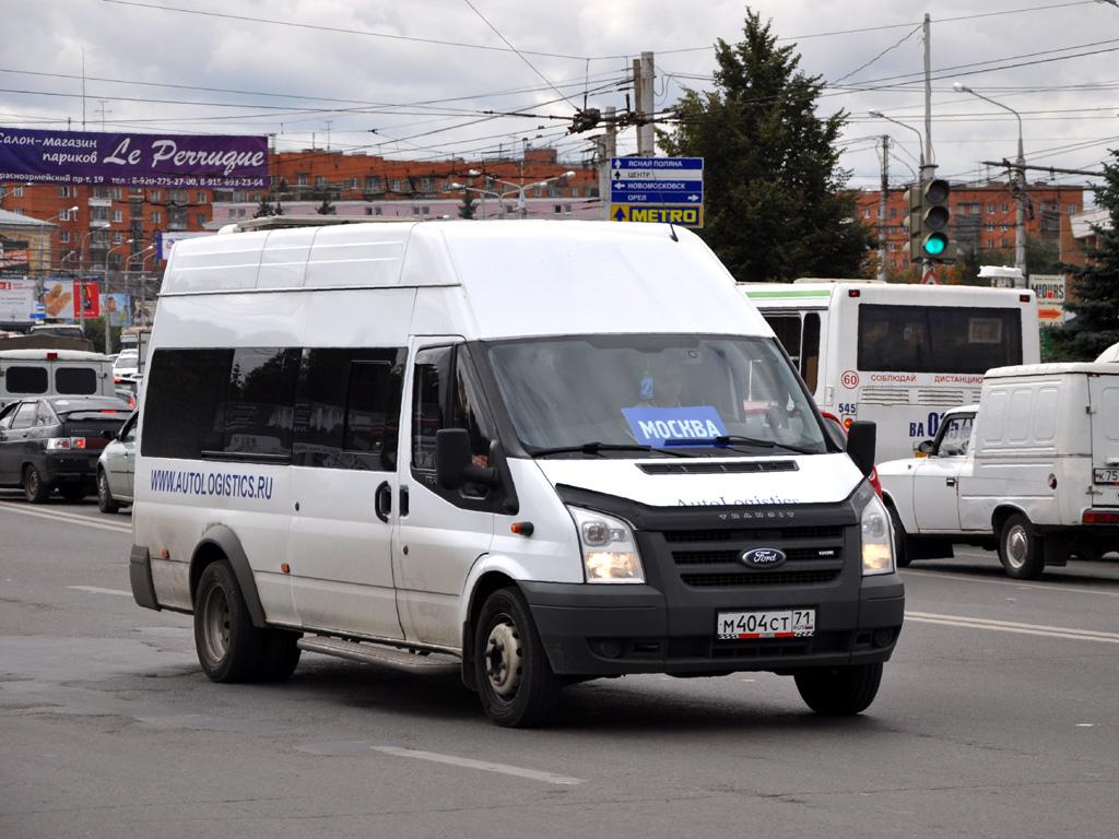 Tula, Samotlor-NN-3236 Avtoline (Ford Transit) # М 404 СТ 71