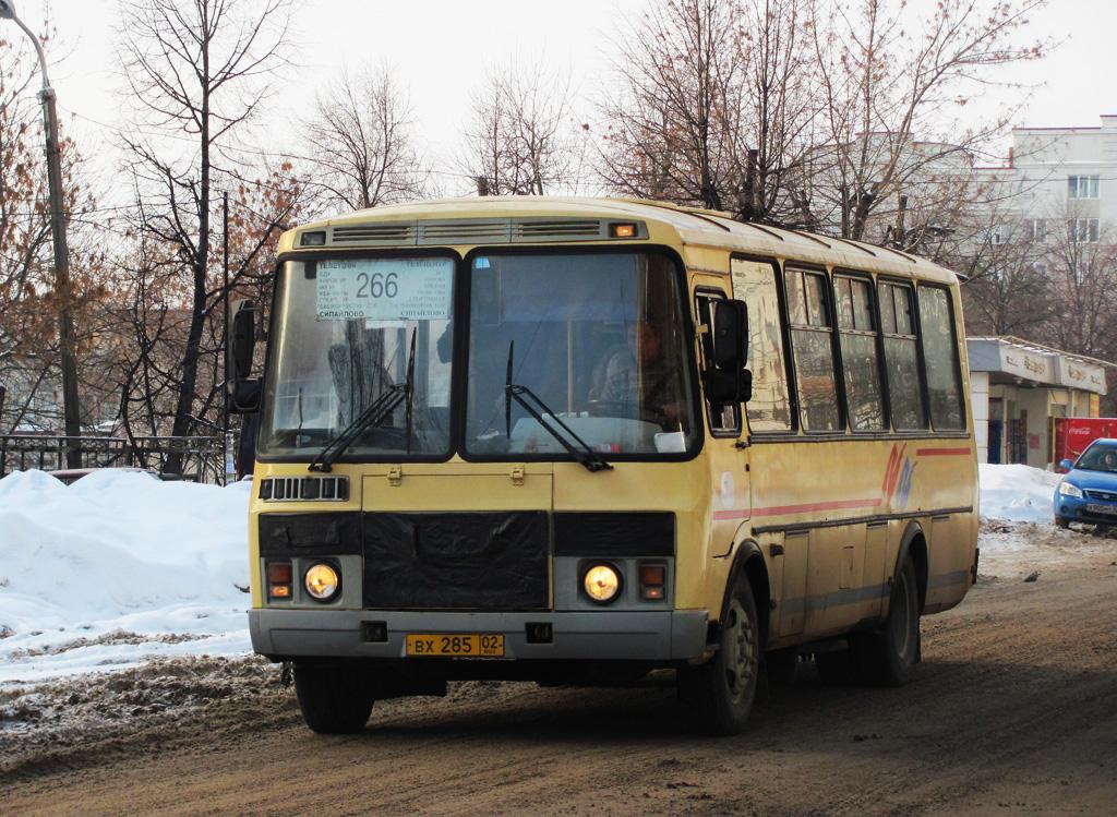 Ufa, PAZ-4234 # ВХ 285 02