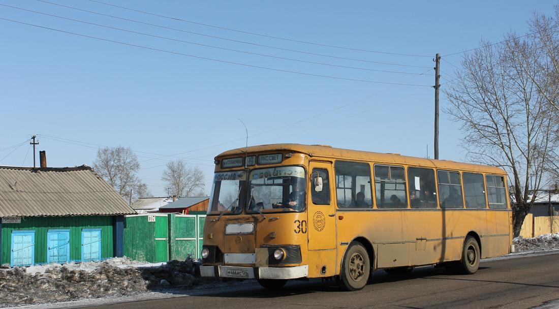 Канск, LiAZ-677М # 30