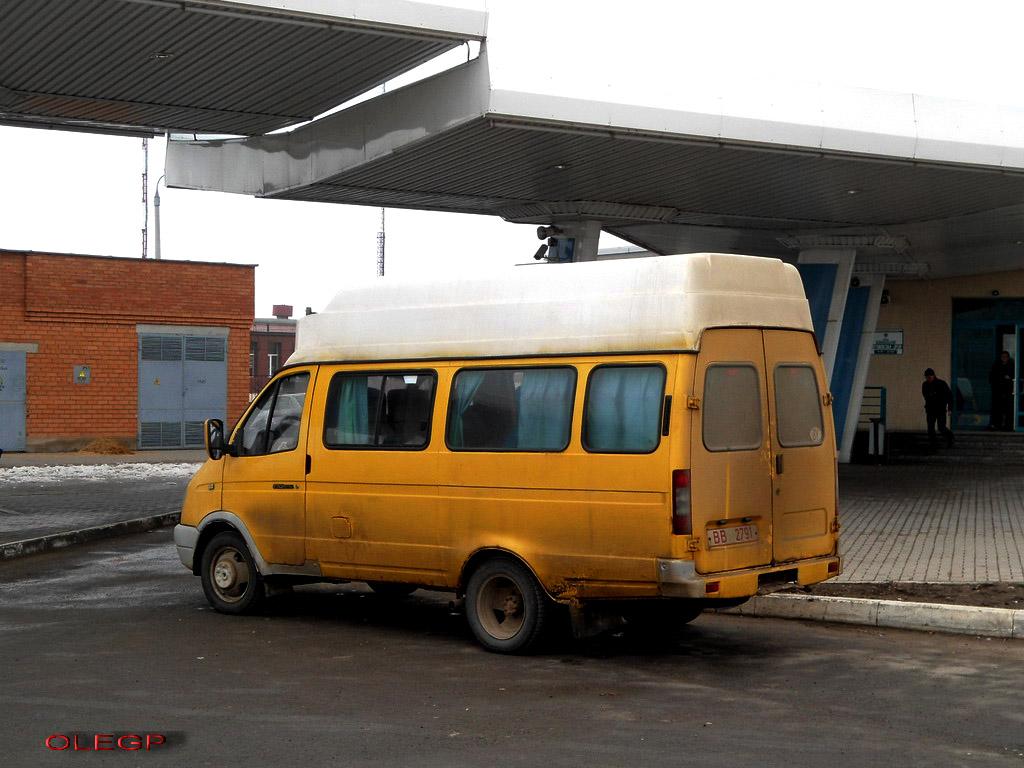 Orsha, GAZ-322133 # ВВ 2791