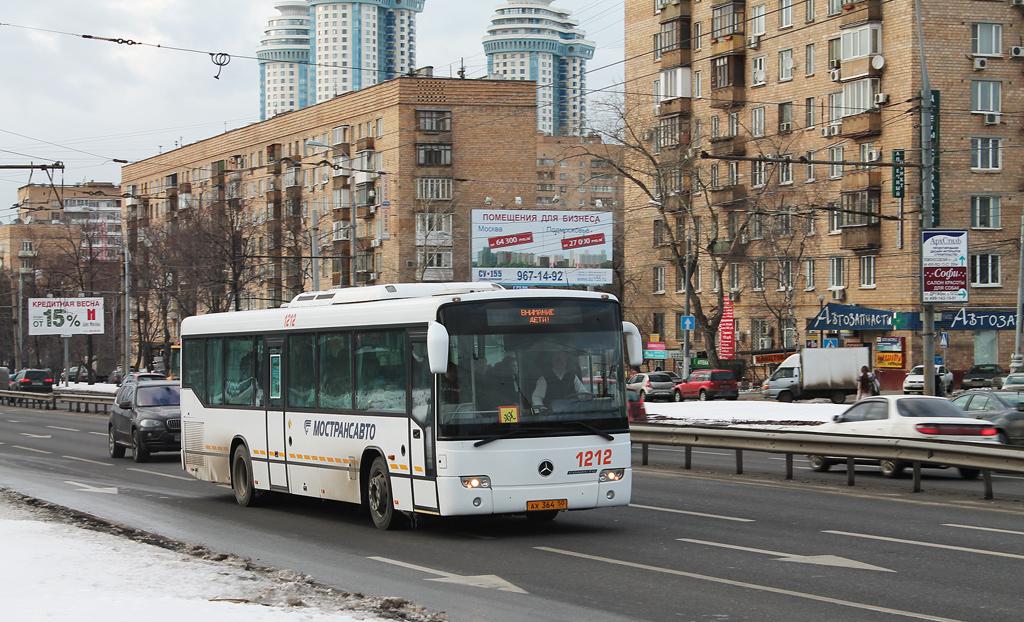 Kolomna, Mercedes-Benz Türk O345 Conecto H # 1212