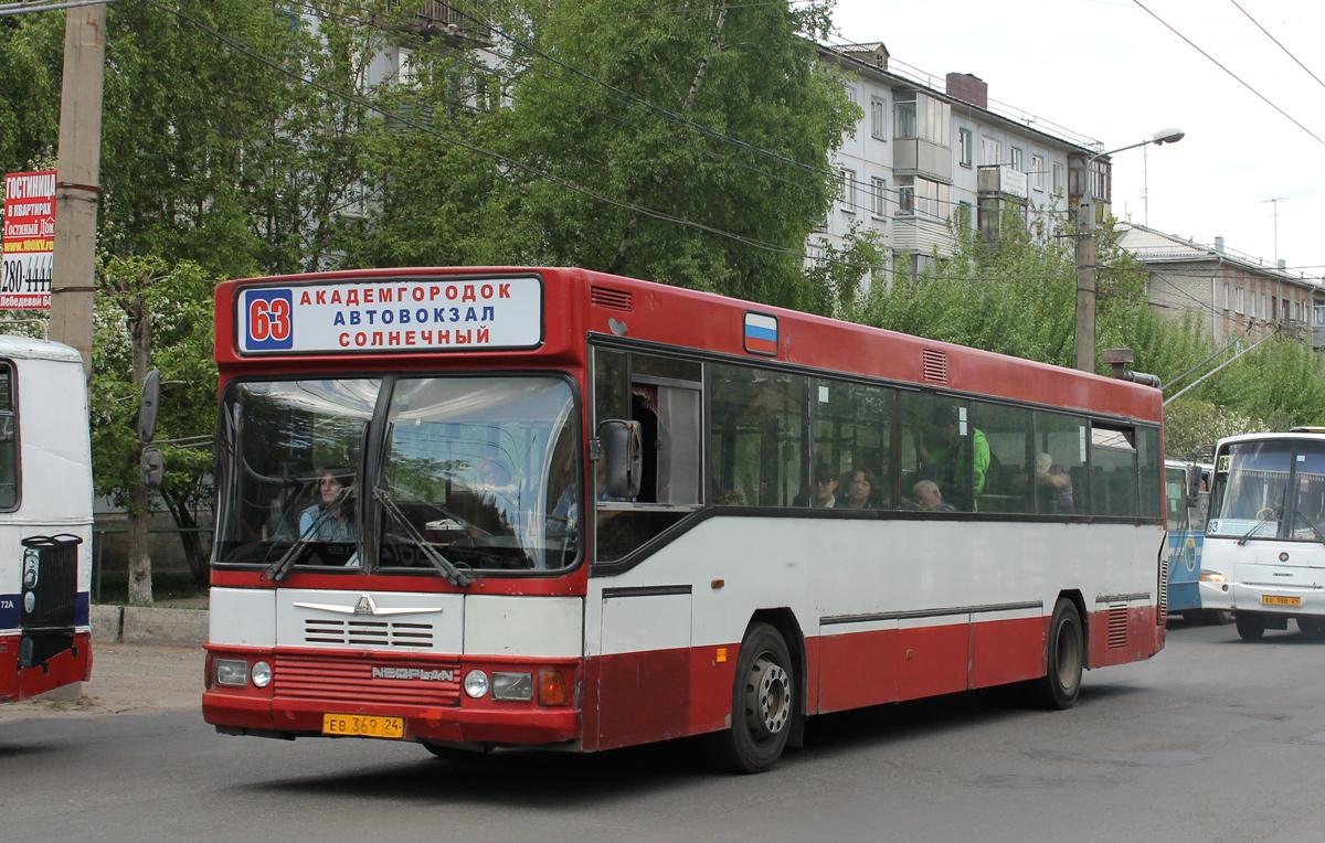 Krasnoyarsk, Neoplan N416SL # ЕВ 369 24