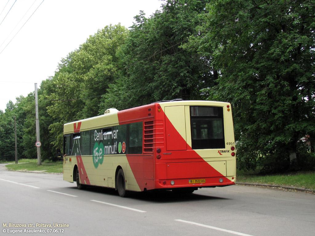 Poltava, Säffle 5000 # ВІ 3532 АА