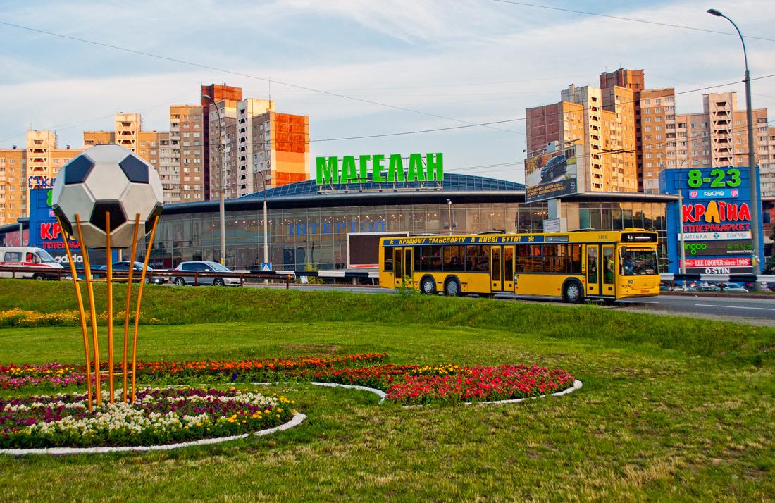 Kyiv, MAZ-107.467 # 7181