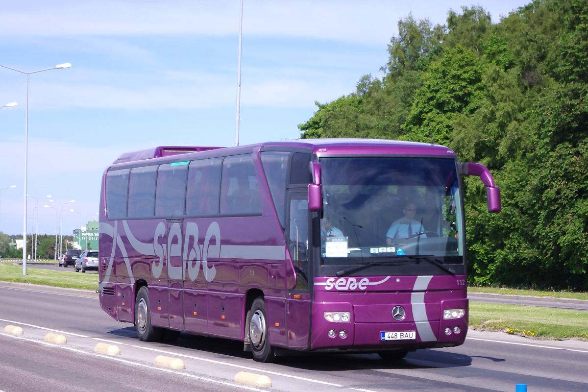 Tallinn, Mercedes-Benz O350-15RHD Tourismo I # 112