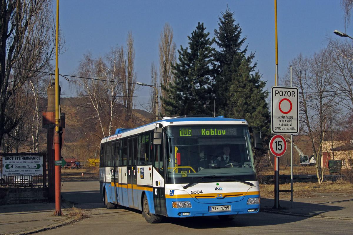 Ostrava, SOR EBN10.5 # 5004