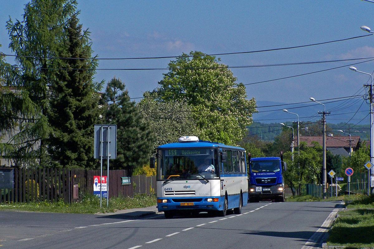 Ostrava, Karosa B932E.1688 # 6493