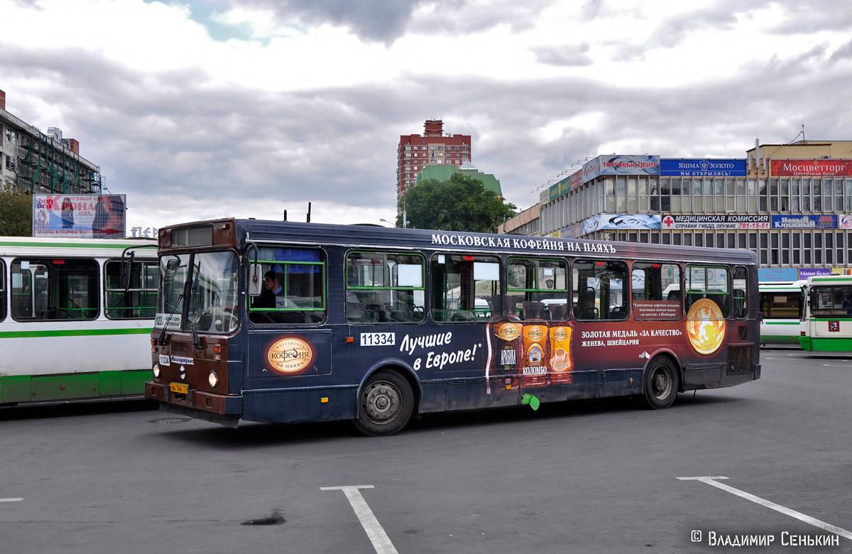 Moscow, LiAZ-5256.25 # 11334