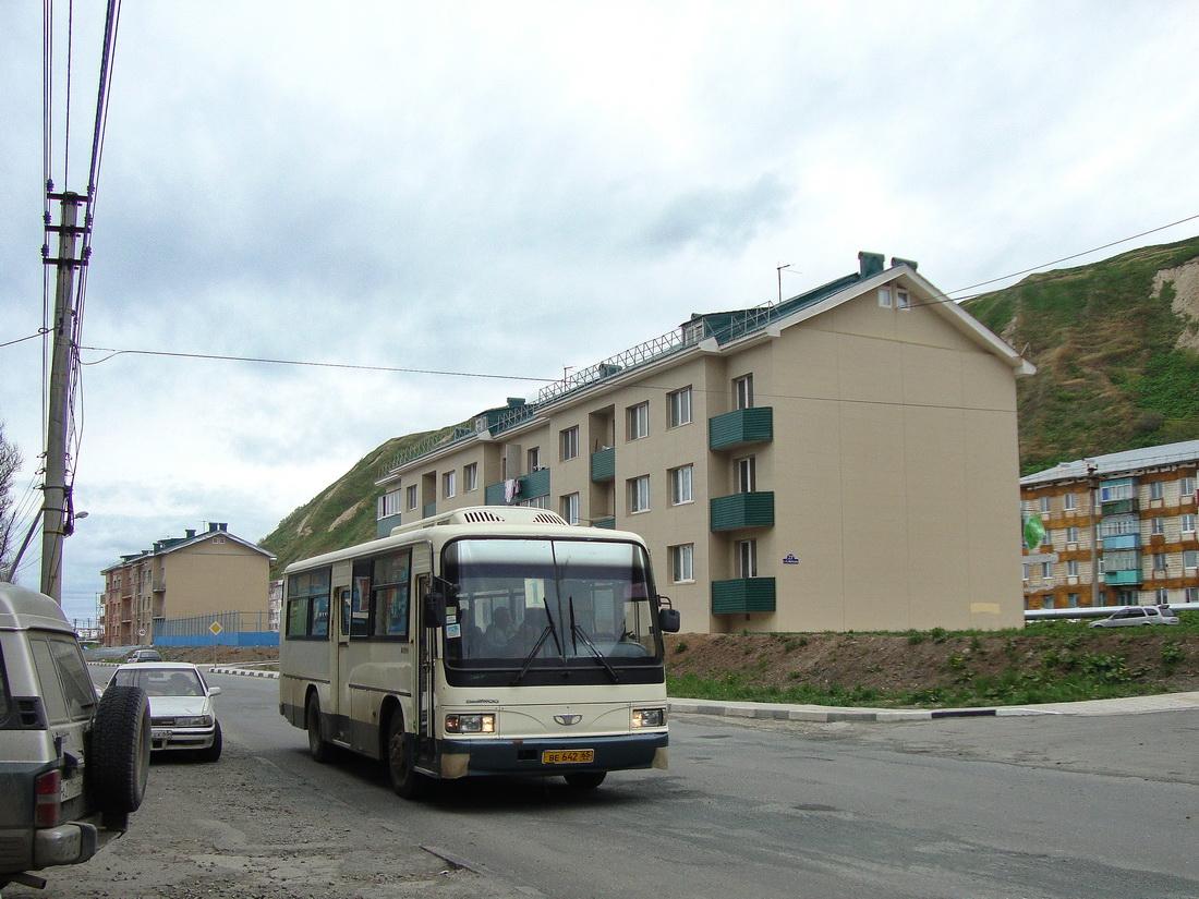 Невельск, Daewoo BM090 # ВЕ 642 65