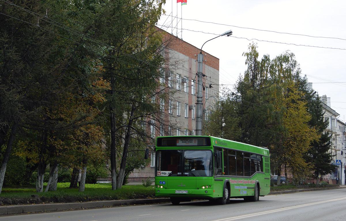 Leninsk-Kuznetsky, MAZ-103.465 # 763