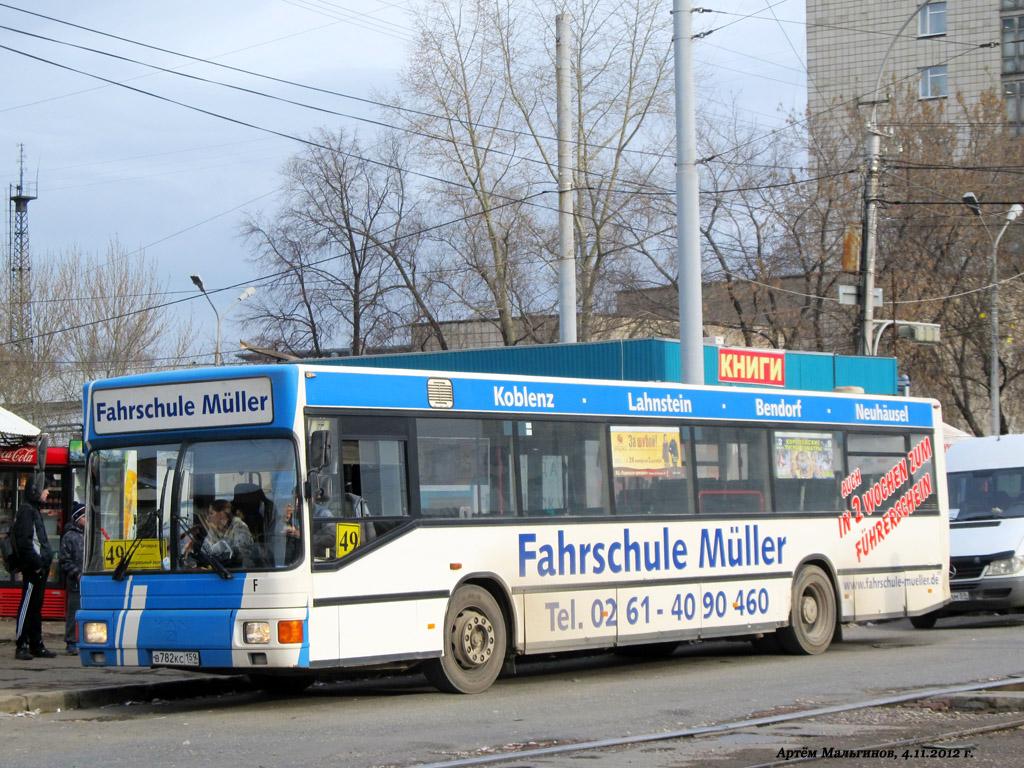 Perm, MAN A12 EL202 # В 782 КС 159