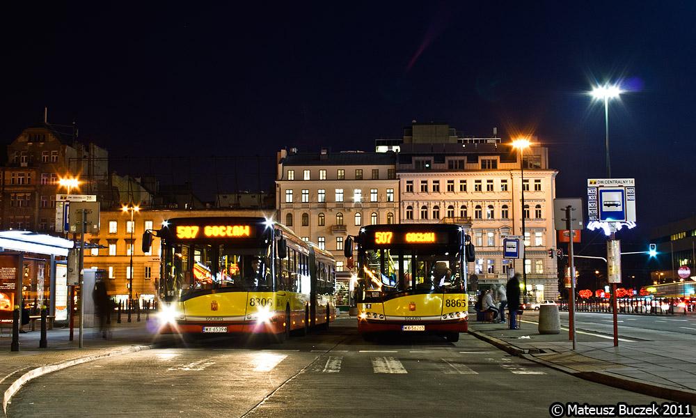 Warsaw, Solaris Urbino III 18 # 8306