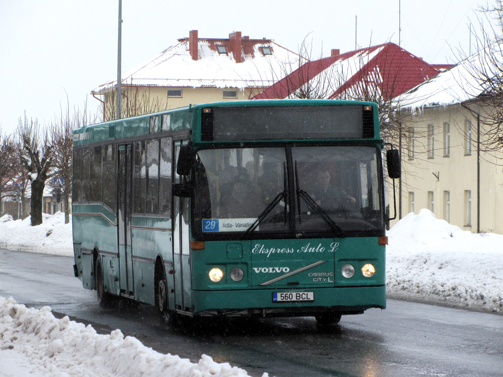 Kohtla-Järve, Carrus City L # 560 BCL