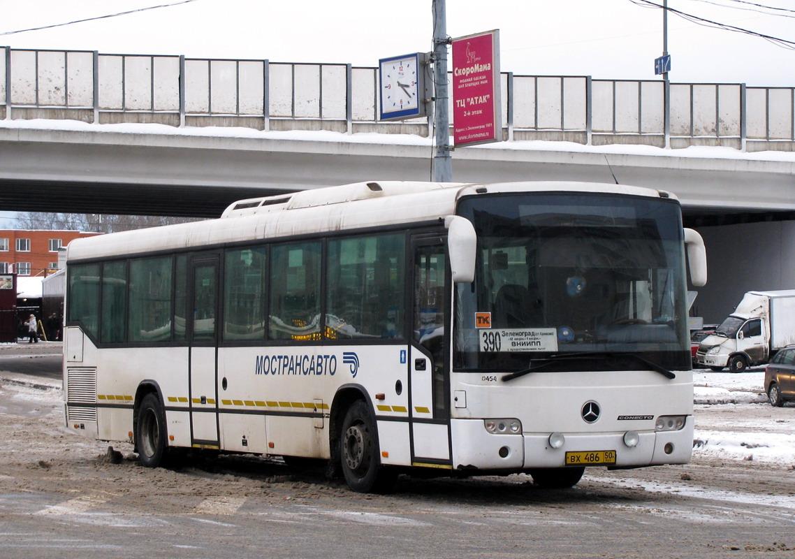 Solnechnogorsk, Mercedes-Benz O345 Conecto H # 0454