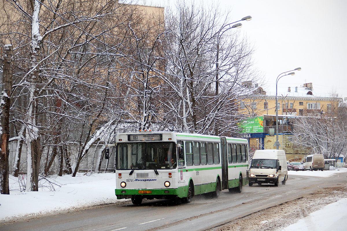 Moscow, LiAZ-6212.00 # 08701