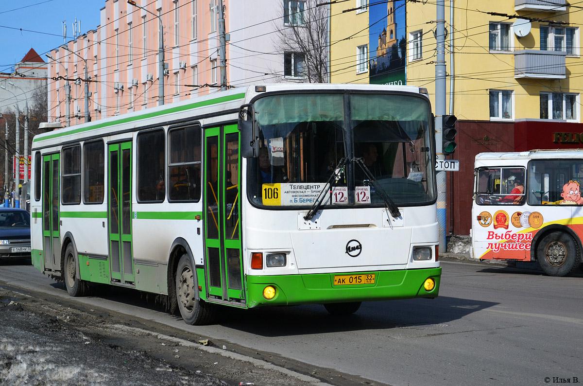 Bryansk, LiAZ-5256.26 # 177