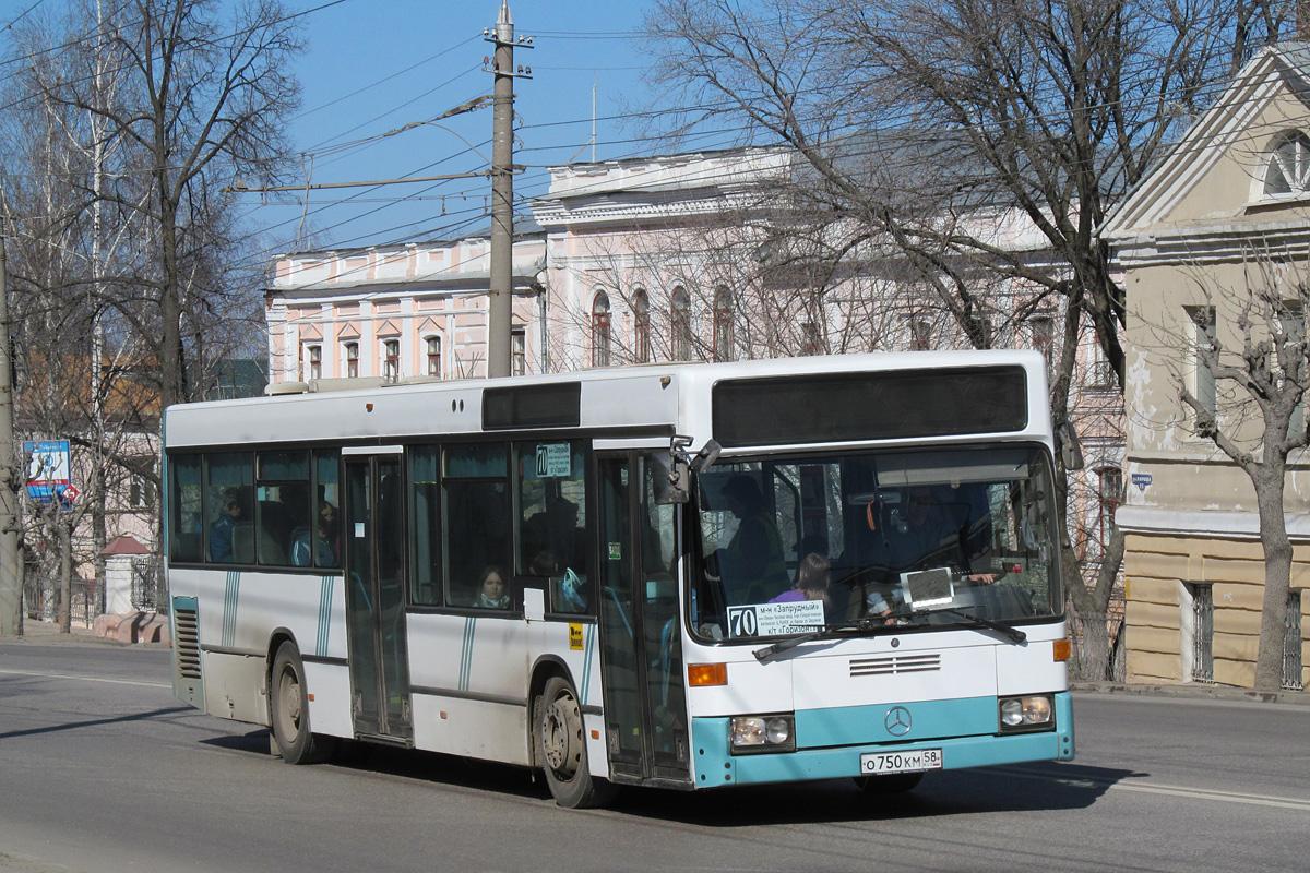 Penza, Mercedes-Benz O405N2 # О 750 КМ 58