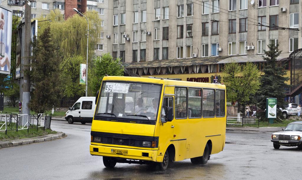 """Lviv, BAZ-А079.04 """"Эталон"""" # ВС 0382 АА"""