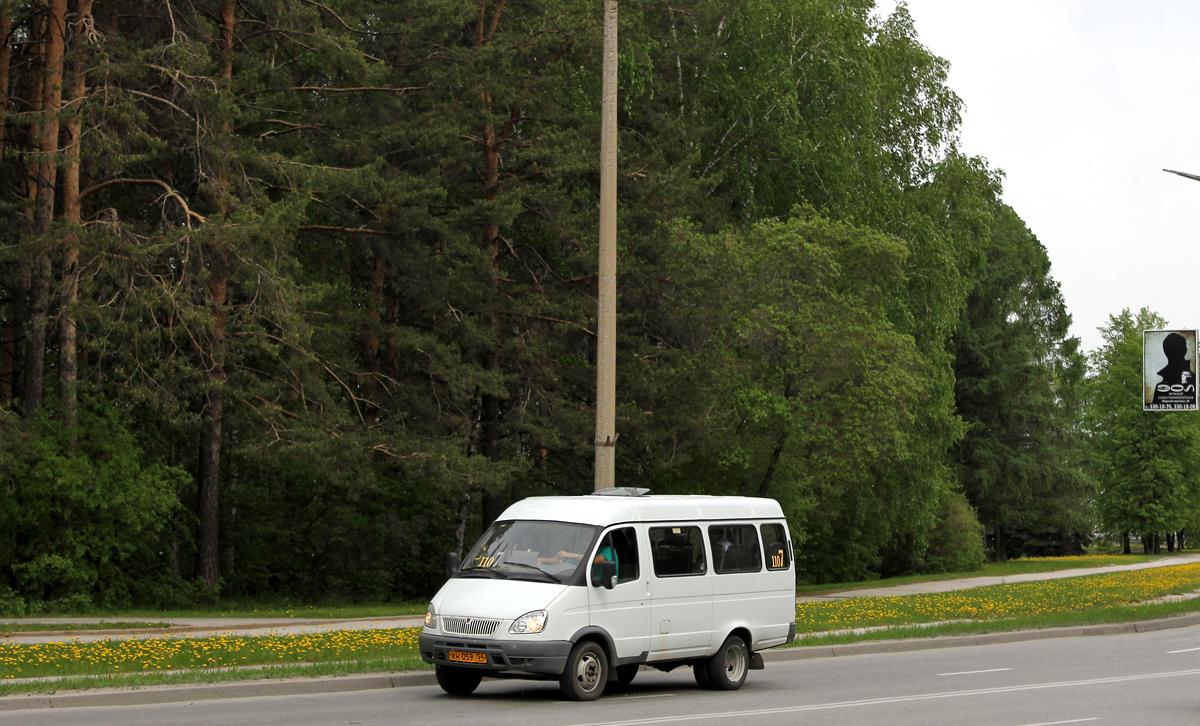 Novosibirsk, GAZ-322132 # КН 059 54