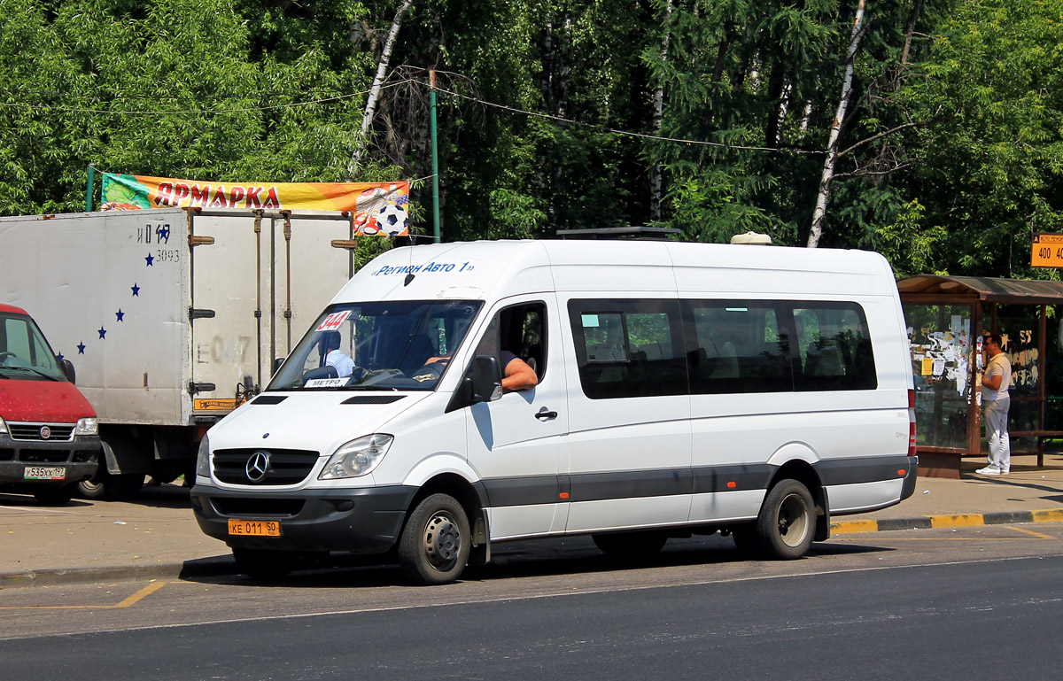 Khimki, Luidor-2234 (MB Sprinter 515CDI) # КЕ 011 50