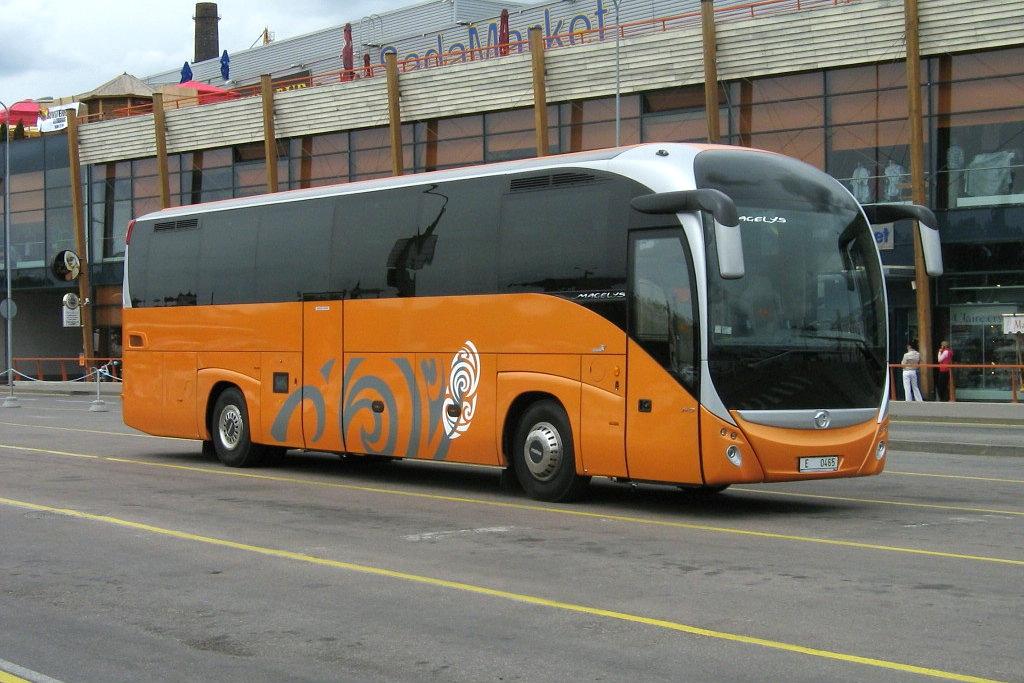 Ústí nad Orlicí, Irisbus Magelys HD # E 0465