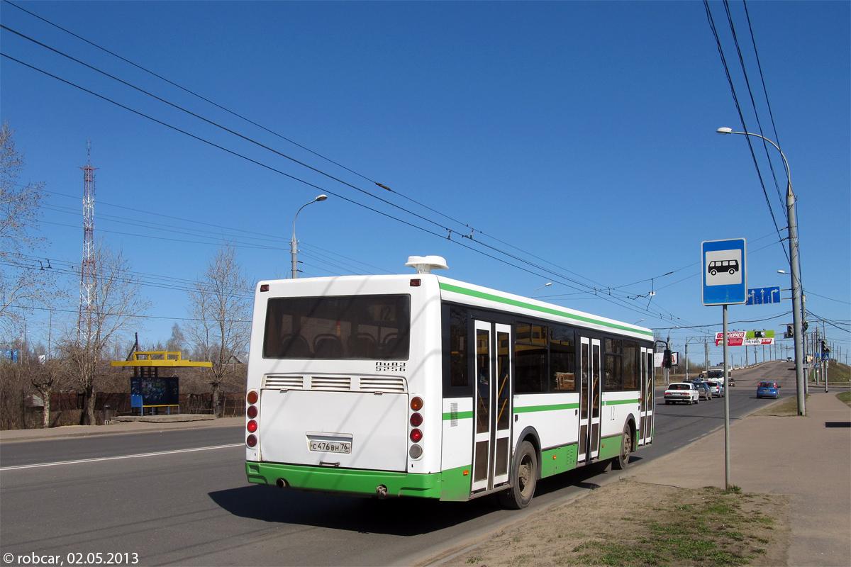 Rybinsk, LiAZ-5256.53 # 12