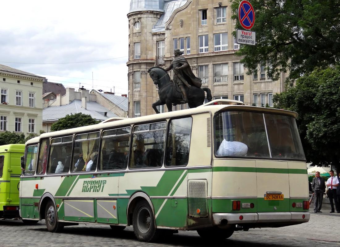 Lviv, Autosan H9-20 # ВС 3408 АА