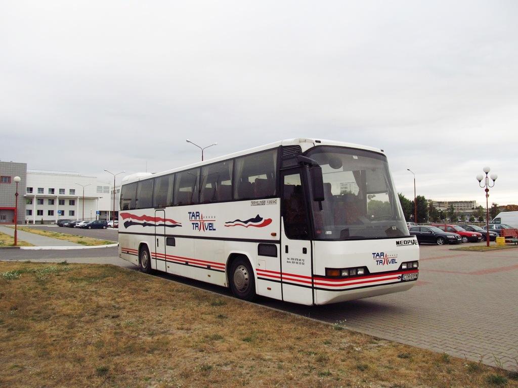 Toruń, Neoplan N316SHD Transliner # CTR 01PW