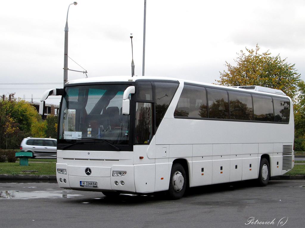 Shumen, Mercedes-Benz O350-15RHD Tourismo I # Н 3344 ВА