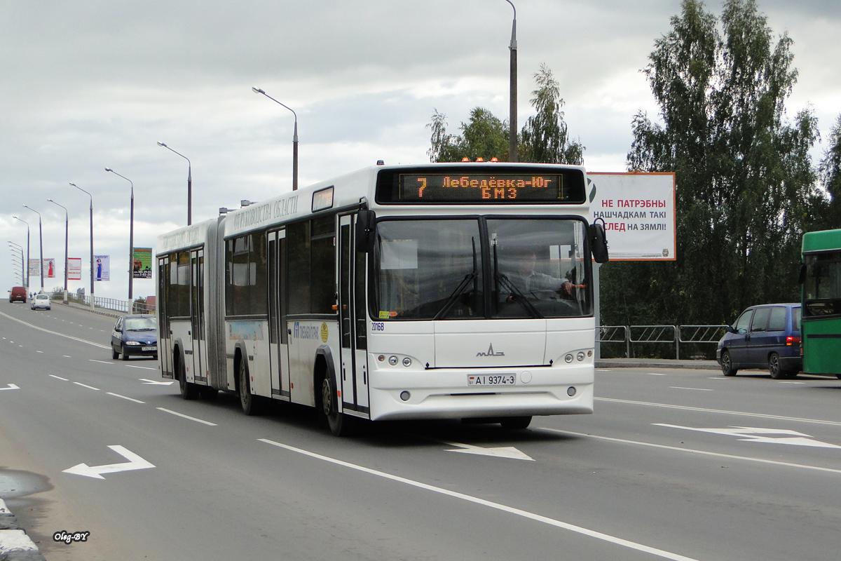 Zhlobin, MAZ-105.465 # 20168
