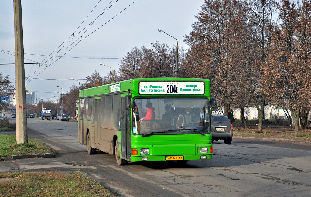 Kharkov, MAN 895 NL202 # 804