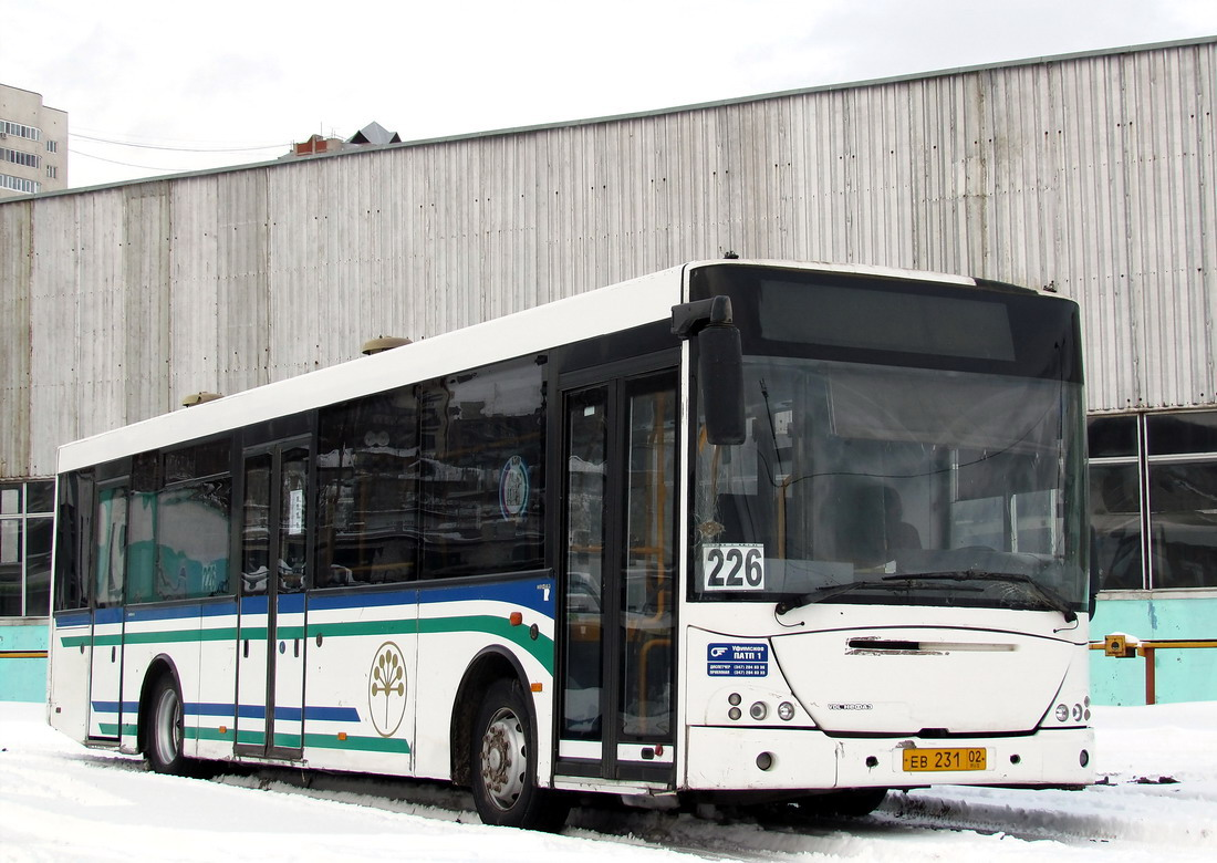 Ufa, VDL-NefAZ-52997 Transit # 0162