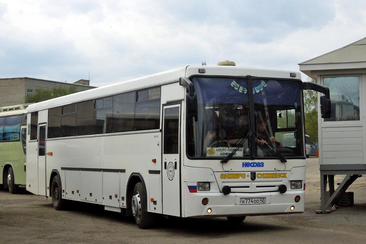 Anzhero-Sudzhensk, NefAZ-5299-10-17 (5299FM) # 25