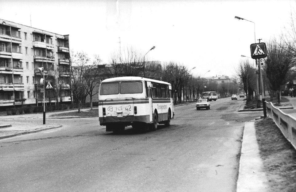 Rechica, LAZ-695Н # 4842 ГСЛ