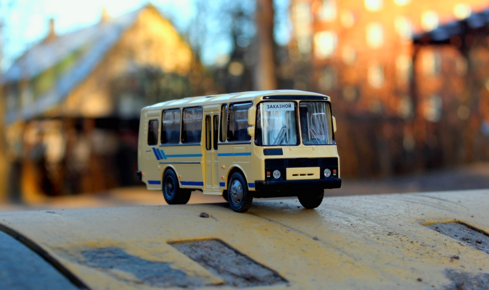 Bus models