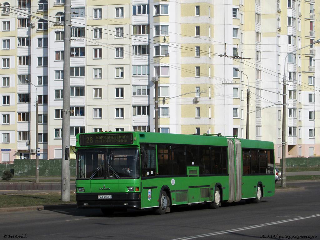 Minsk, MAZ-105.065 # 033091
