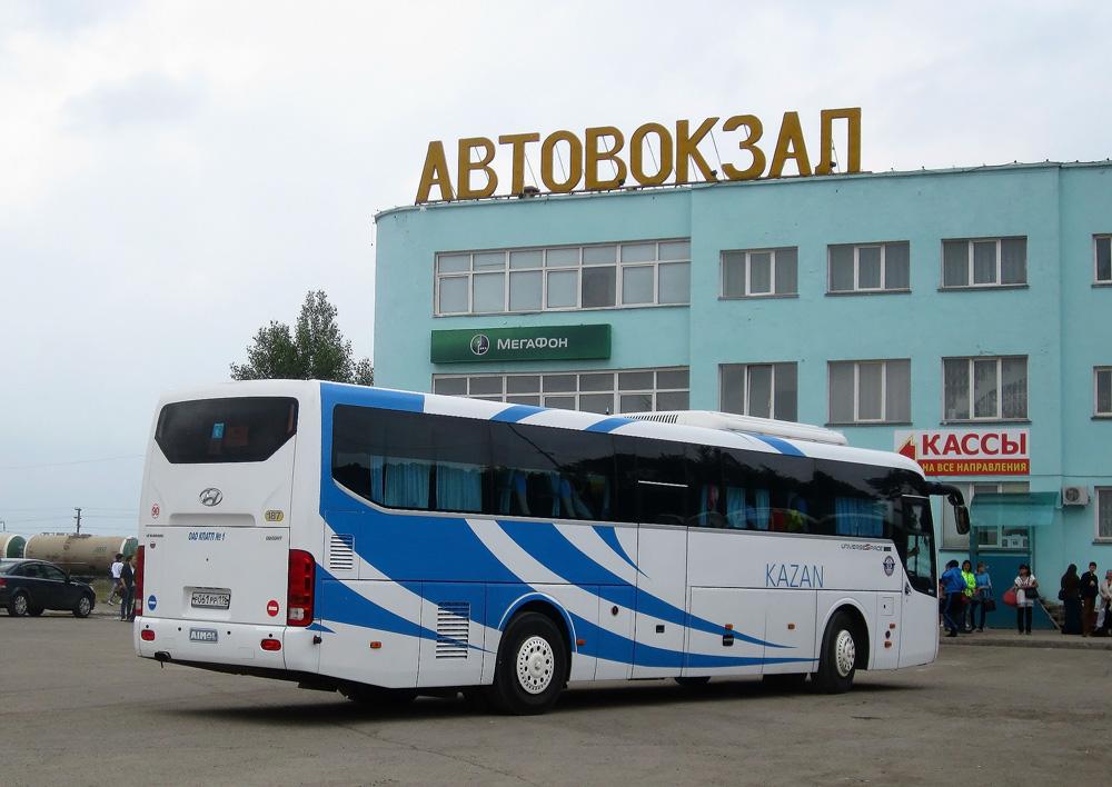 Kazan, Hyundai Universe Space Luxury # 01187